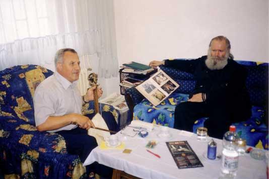 Лучший Сербский народный сказитель - Божко Вуйачич и Л.Д. Симонович-Никшич